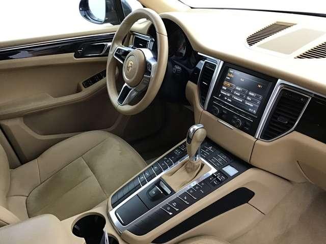 Porsche Macan MACAN S 3.0 d 211 cv DIESEL 84444 Km 5/6
