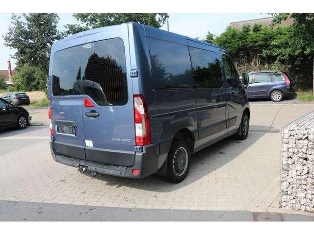 Opel Movano 1037 B Combi 3300 L1H1 *Aut6* 3/15