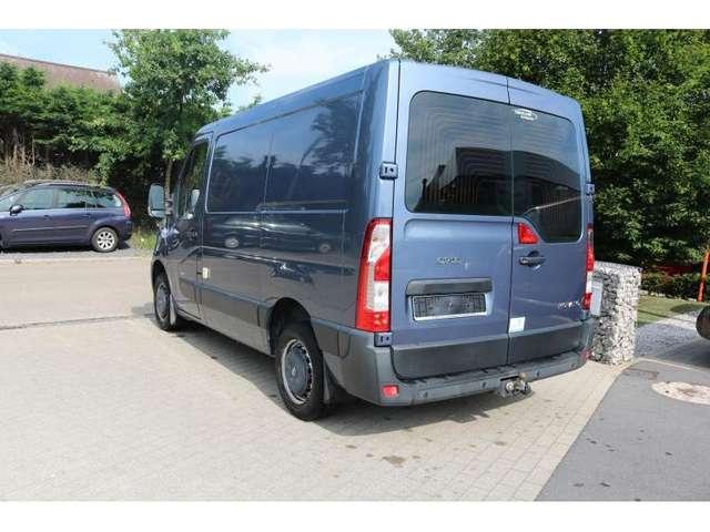 Opel Movano 1037 B Combi 3300 L1H1 *Aut6* 4/15