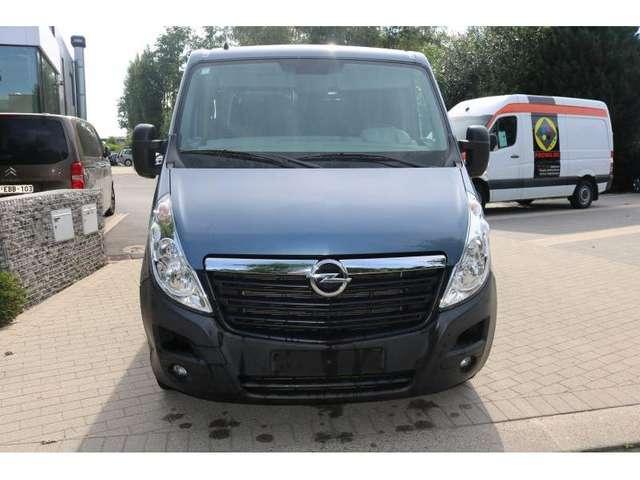 Opel Movano 1037 B Combi 3300 L1H1 *Aut6* 5/15