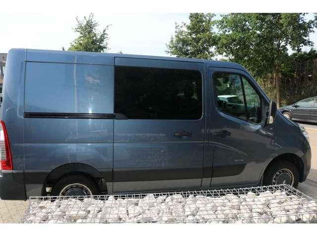 Opel Movano 1037 B Combi 3300 L1H1 *Aut6* 6/15