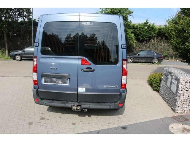 Opel Movano 1037 B Combi 3300 L1H1 *Aut6* 7/15