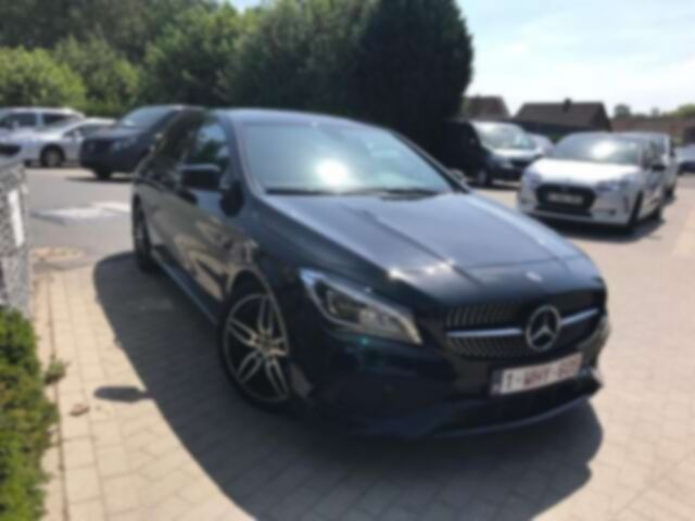 Mercedes CLA 180 1609 Shooting Brake *Trekhaak