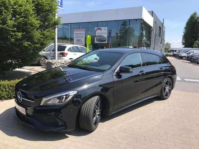 Mercedes CLA 180 1609 Shooting Brake *Trekhaak 2/15