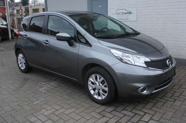 Nissan Note 1.2i Connect Edition slechts 27429 km 2/11