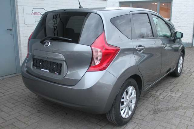 Nissan Note 1.2i Connect Edition slechts 27429 km 3/11