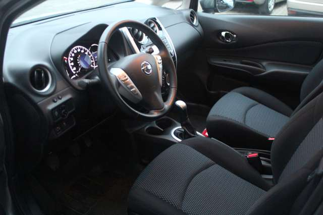 Nissan Note 1.2i Connect Edition slechts 27429 km 6/11