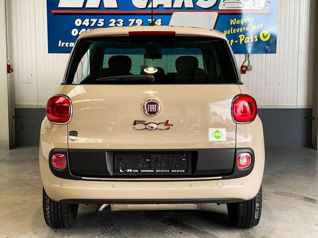 Fiat 500L 0.9 T TwinAir Lounge CNG Open/Pano dak,Navi,Camera 4/15