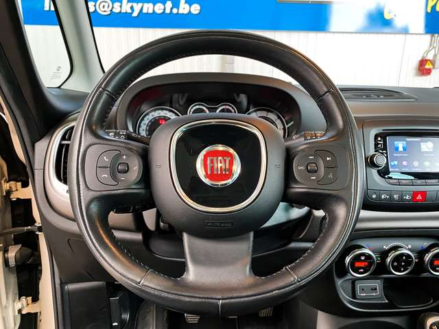 Fiat 500L 0.9 T TwinAir Lounge CNG Open/Pano dak,Navi,Camera 11/15