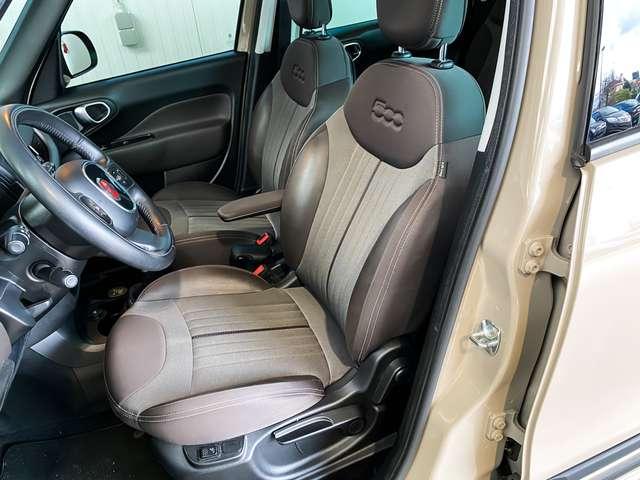 Fiat 500L 0.9 T TwinAir Lounge CNG Open/Pano dak,Navi,Camera 14/15