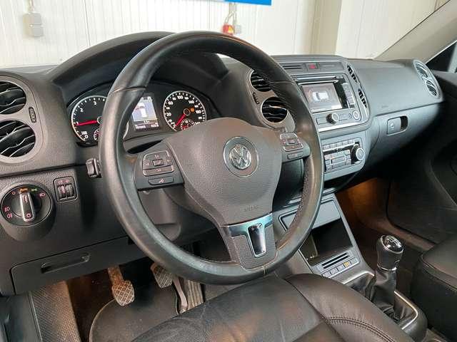 Volkswagen Tiguan 2.0 CR TDi Leder,Open/Pano, dak,Aut. park,Navi,PDC 10/15