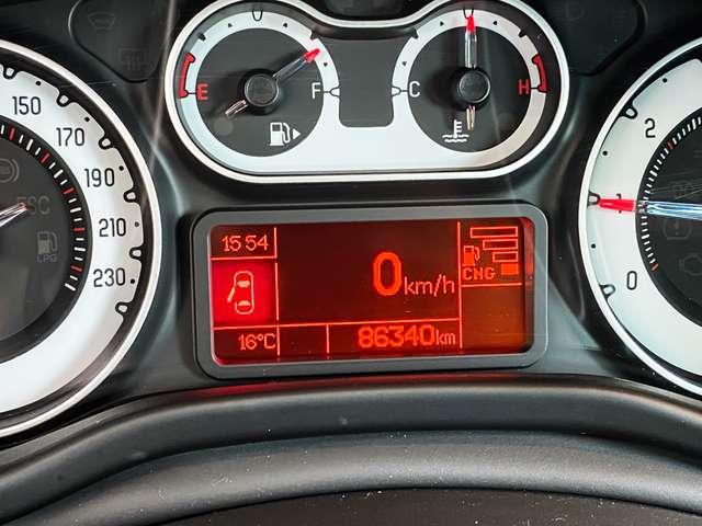 Fiat 500L 0.9 T TwinAir Lounge CNG Open/Pano dak,Navi,Camera 9/15