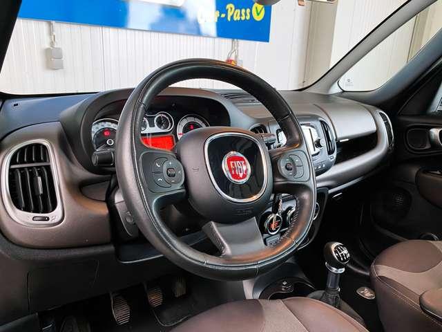 Fiat 500L 0.9 T TwinAir Lounge CNG Open/Pano dak,Navi,Camera 10/15