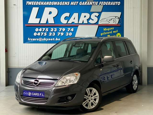 Opel Zafira 1.7 CDTi ecoFLEX Cosmo DPF 7pl. Half Leder, Airco 1/15