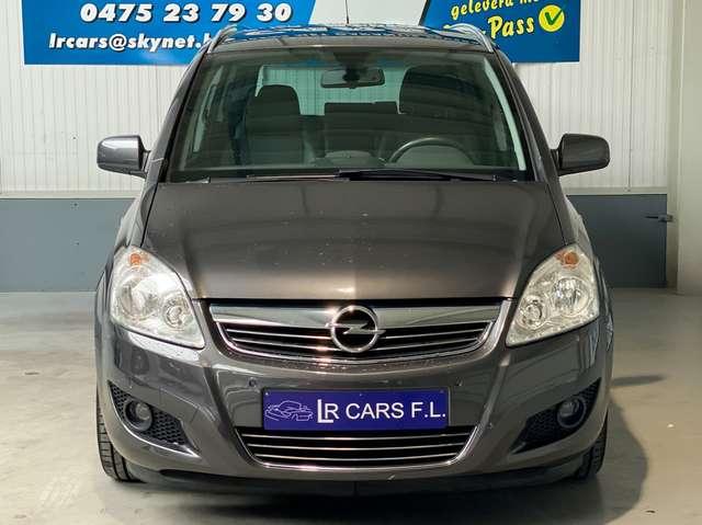 Opel Zafira 1.7 CDTi ecoFLEX Cosmo DPF 7pl. Half Leder, Airco 2/15