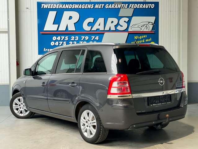 Opel Zafira 1.7 CDTi ecoFLEX Cosmo DPF 7pl. Half Leder, Airco 4/15