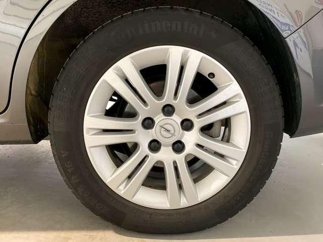 Opel Zafira 1.7 CDTi ecoFLEX Cosmo DPF 7pl. Half Leder, Airco 9/15