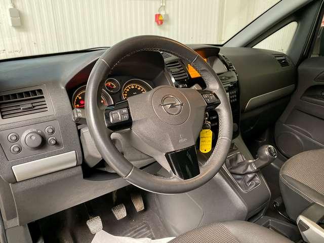 Opel Zafira 1.7 CDTi ecoFLEX Cosmo DPF 7pl. Half Leder, Airco 11/15