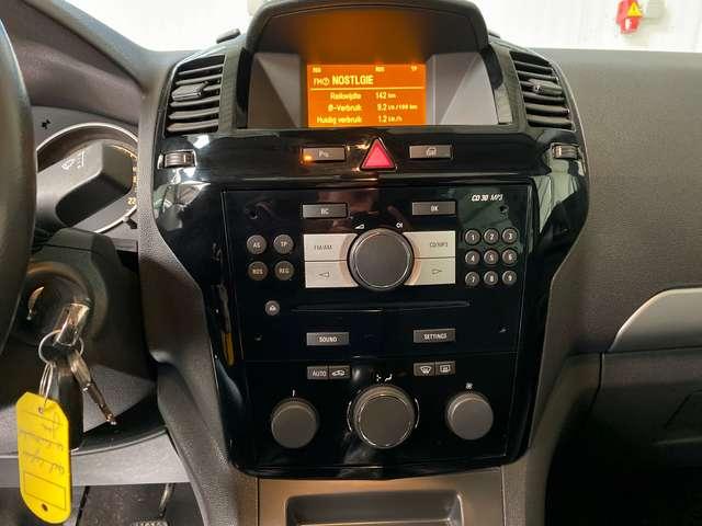 Opel Zafira 1.7 CDTi ecoFLEX Cosmo DPF 7pl. Half Leder, Airco 13/15