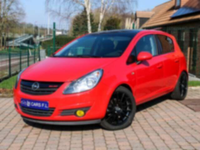 Opel Corsa 1.4i Black Edition Airco, PDC A
