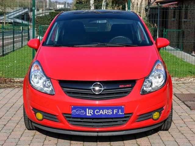 Opel Corsa 1.4i Black Edition Airco, PDC A 2/15