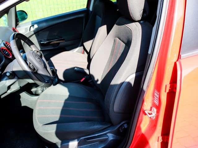 Opel Corsa 1.4i Black Edition Airco, PDC A 14/15