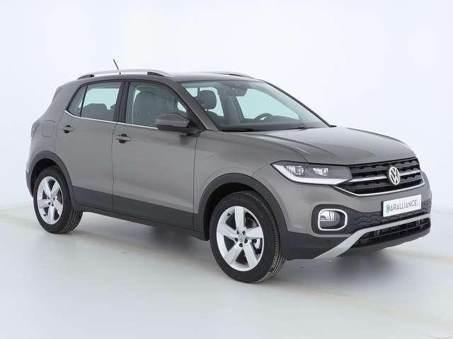 Volkswagen T-Cross Style 1.0 TSI DSG*GPS*LED*PDC AV/AR*Lane*Side*ACC* 3/15