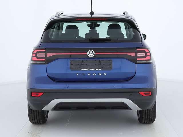 Volkswagen T-Cross Style 1.0 TSI DSG*GPS*LED*PDC AV/AR*Lane*Side*ACC* 6/15