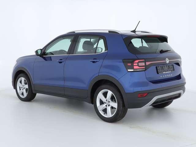 Volkswagen T-Cross Style 1.0 TSI DSG*GPS*LED*PDC AV/AR*Lane*Side*ACC* 7/15