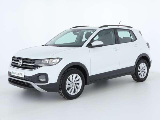Volkswagen T-Cross Life 1.0 TSI*Nav by App*PDC AV/AR*Side*Lane*Climat 1/15