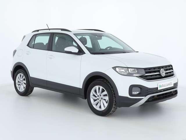 Volkswagen T-Cross Life 1.0 TSI*Nav by App*PDC AV/AR*Side*Lane*Climat 3/15