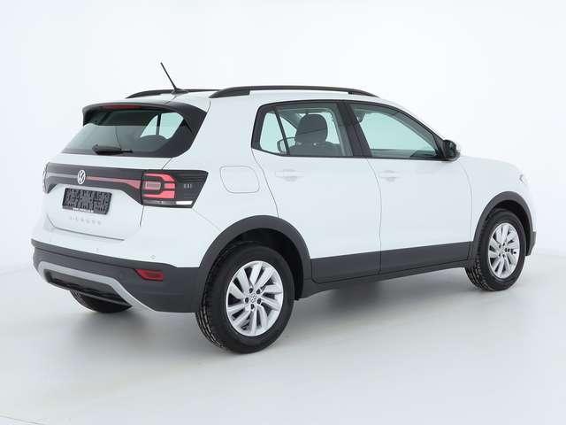 Volkswagen T-Cross Life 1.0 TSI*Nav by App*PDC AV/AR*Side*Lane*Climat 5/15