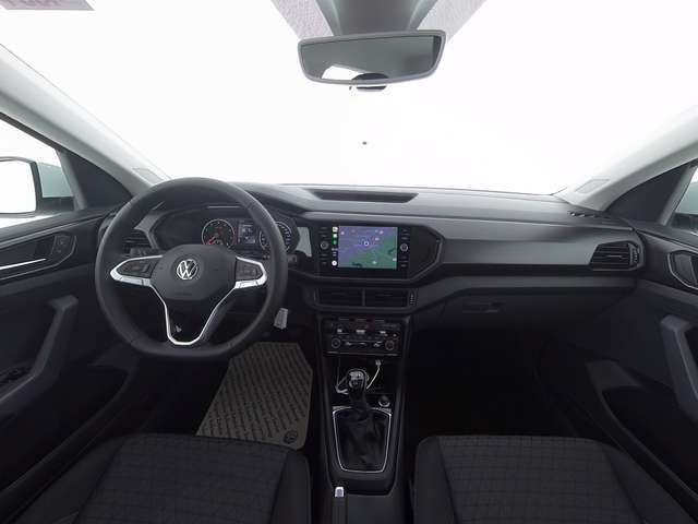 Volkswagen T-Cross Life 1.0 TSI*Nav by App*PDC AV/AR*Side*Lane*Climat 9/15