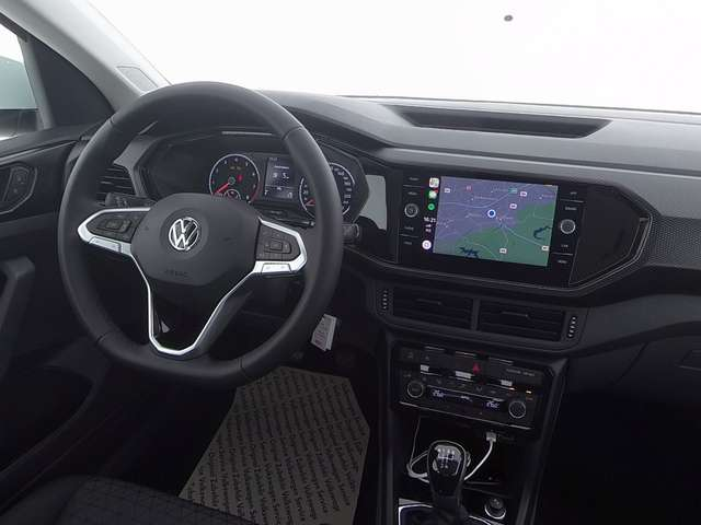 Volkswagen T-Cross Life 1.0 TSI*Nav by App*PDC AV/AR*Side*Lane*Climat 10/15