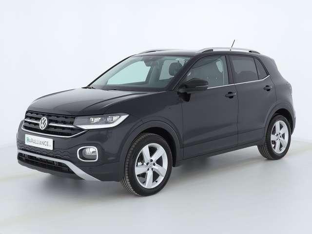 Volkswagen T-Cross Style 1.0TSI DSG*Digital*GPS*LED*Lane&Side*ACC*Cam 1/15