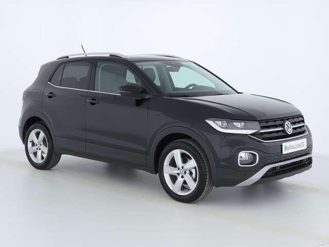 Volkswagen T-Cross Style 1.0TSI DSG*Digital*GPS*LED*Lane&Side*ACC*Cam 3/15