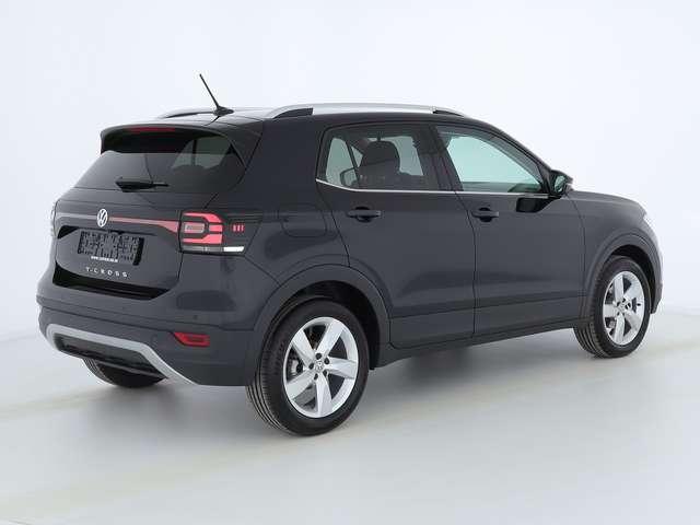 Volkswagen T-Cross Style 1.0TSI DSG*Digital*GPS*LED*Lane&Side*ACC*Cam 5/15