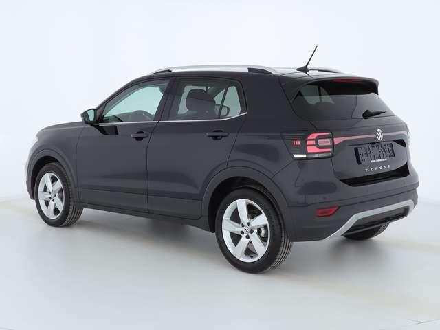 Volkswagen T-Cross Style 1.0TSI DSG*Digital*GPS*LED*Lane&Side*ACC*Cam 7/15