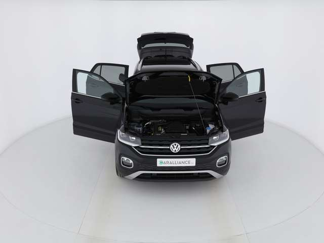 Volkswagen T-Cross Style 1.0TSI DSG*Digital*GPS*LED*Lane&Side*ACC*Cam 14/15