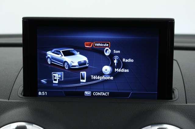 Audi A3 Cabriolet Sport 2.0 TFSI Str*Pré-GPS*Sgs.+vol.+nuq 15/15