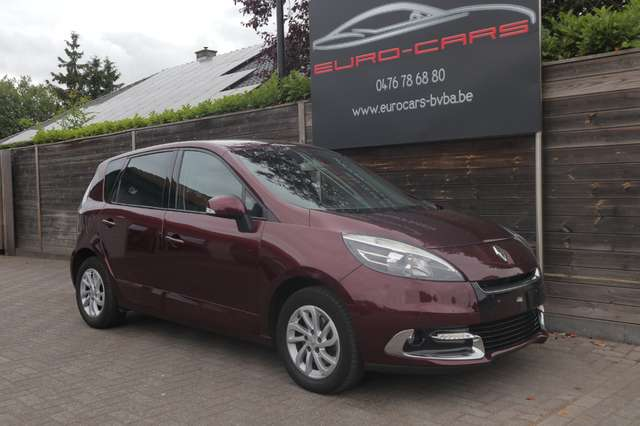 Renault Scenic 1.5 dCi Privilège /camera /gps /pdc /ac /1 eig 1/12