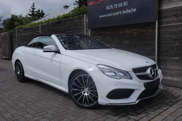 Mercedes E 220 CDI .Aut.AMG PAKKET/xenon/leder/verw zetels/pdc/ 4/15