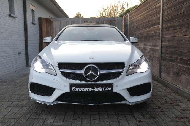 Mercedes E 220 CDI .Aut.AMG PAKKET/xenon/leder/verw zetels/pdc/ 7/15