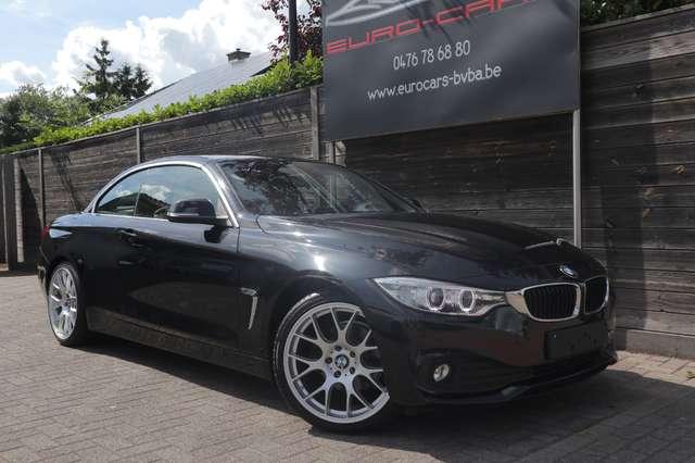 BMW 420 D CABRIO DIESEL / leder/airco/pdc /xenon /pdc 2/15