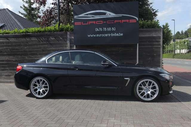 BMW 420 D CABRIO DIESEL / leder/airco/pdc /xenon /pdc 4/15