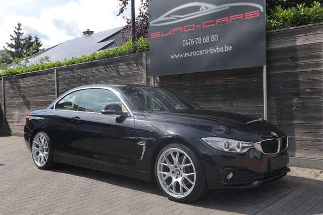 BMW 420 D CABRIO DIESEL / leder/airco/pdc /xenon /pdc 6/15