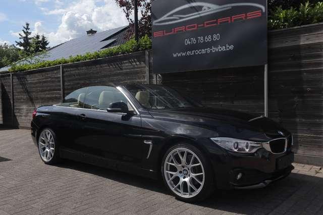 BMW 420 D CABRIO DIESEL / leder/airco/pdc /xenon /pdc 7/15