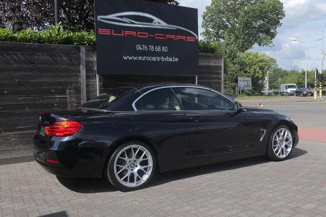 BMW 420 D CABRIO DIESEL / leder/airco/pdc /xenon /pdc 8/15