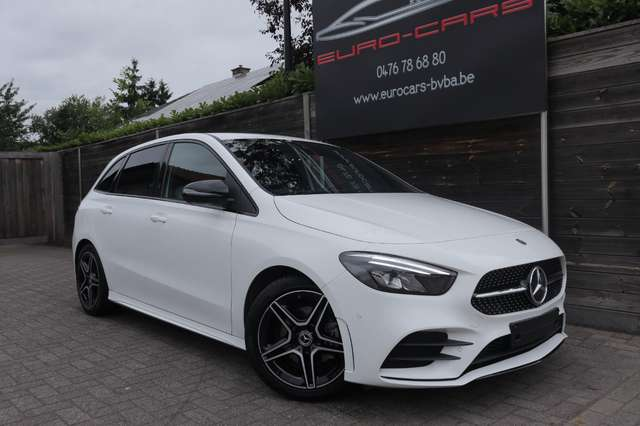 Mercedes B 180 1 ste eig /AMG styling/camera/GPS /leder/nightpack 1/15