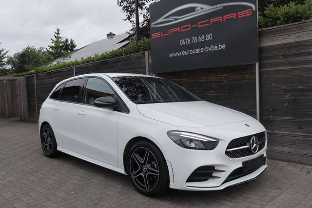 Mercedes B 180 1 ste eig /AMG styling/camera/GPS /leder/nightpack 2/15